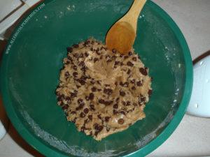 Food Allergy Superheroes Cookie Dough Ice Cream chips