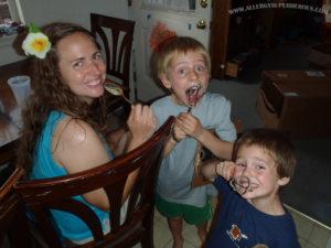 Food Allergy Superheroes Cookie Dough Ice Cream share