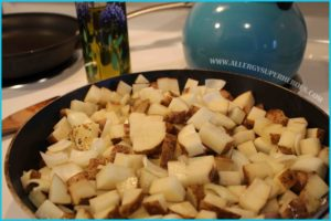 Easy Potatoes Boulanger recipe Food Allergy Superheroes 04