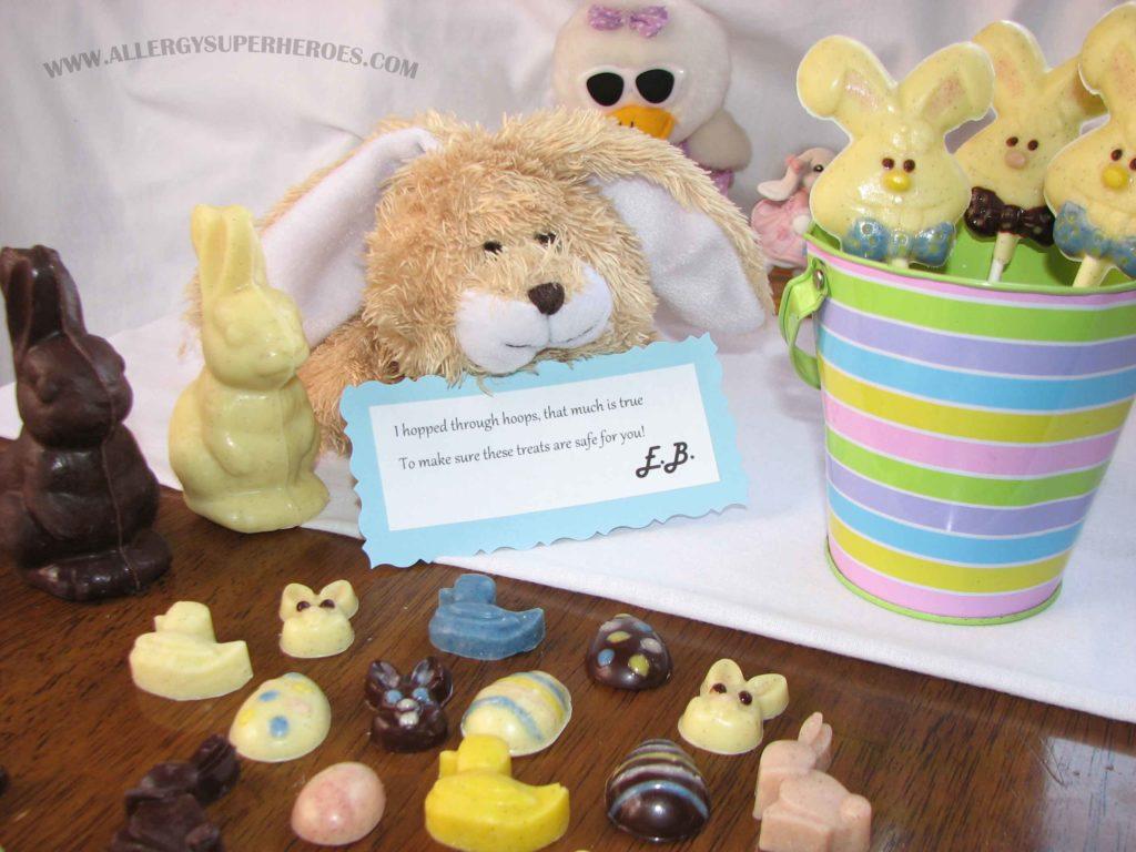KFA Allergy Superheroes Top 8 Free Easter 00 - Safe Chocolates