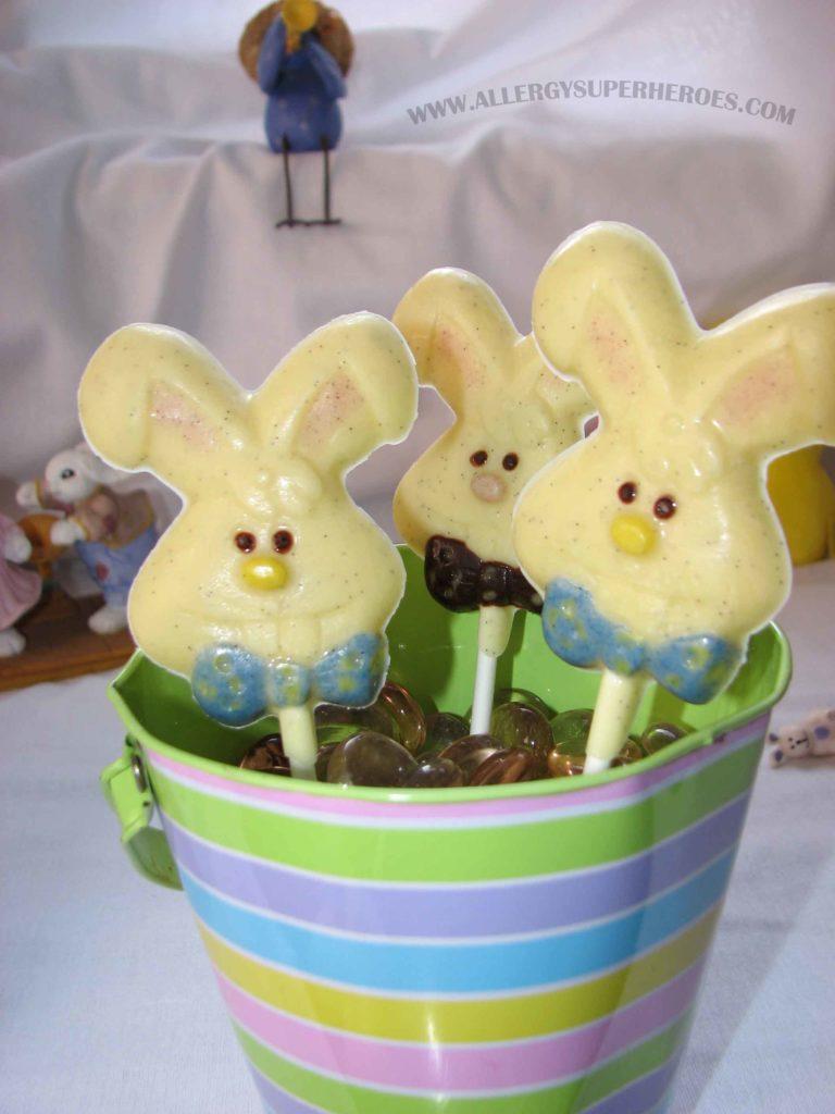 KFA Allergy Superheroes Top 8 Free Easter 16 - Bonus Lollies