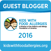 Allergy Superheroes 2nd Gen Allergy Mom Guest Blogger Kids with Food Allergies
