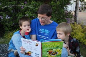 HumFree the Bee Review Food Allergy Superheroes 2