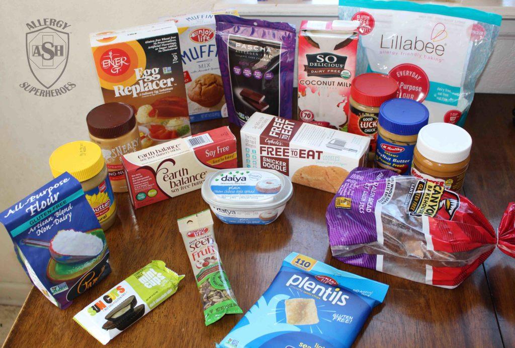 10 Allergy Friendly Food Brands Food Allergy Superheroes