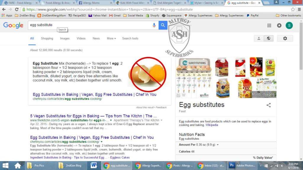 13 The Internet Food Allergy Superheroes