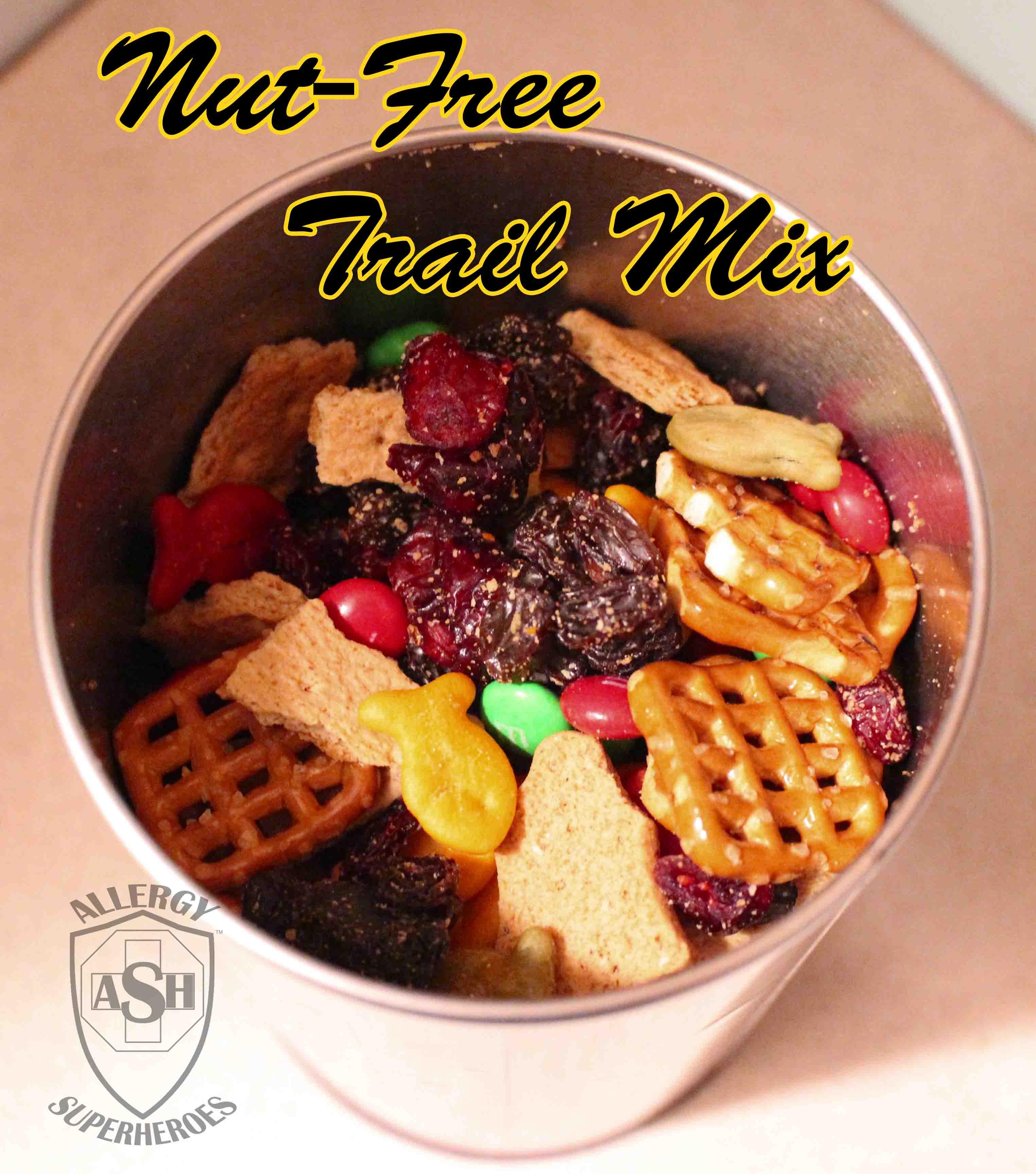Nut-Free Trail Mix
