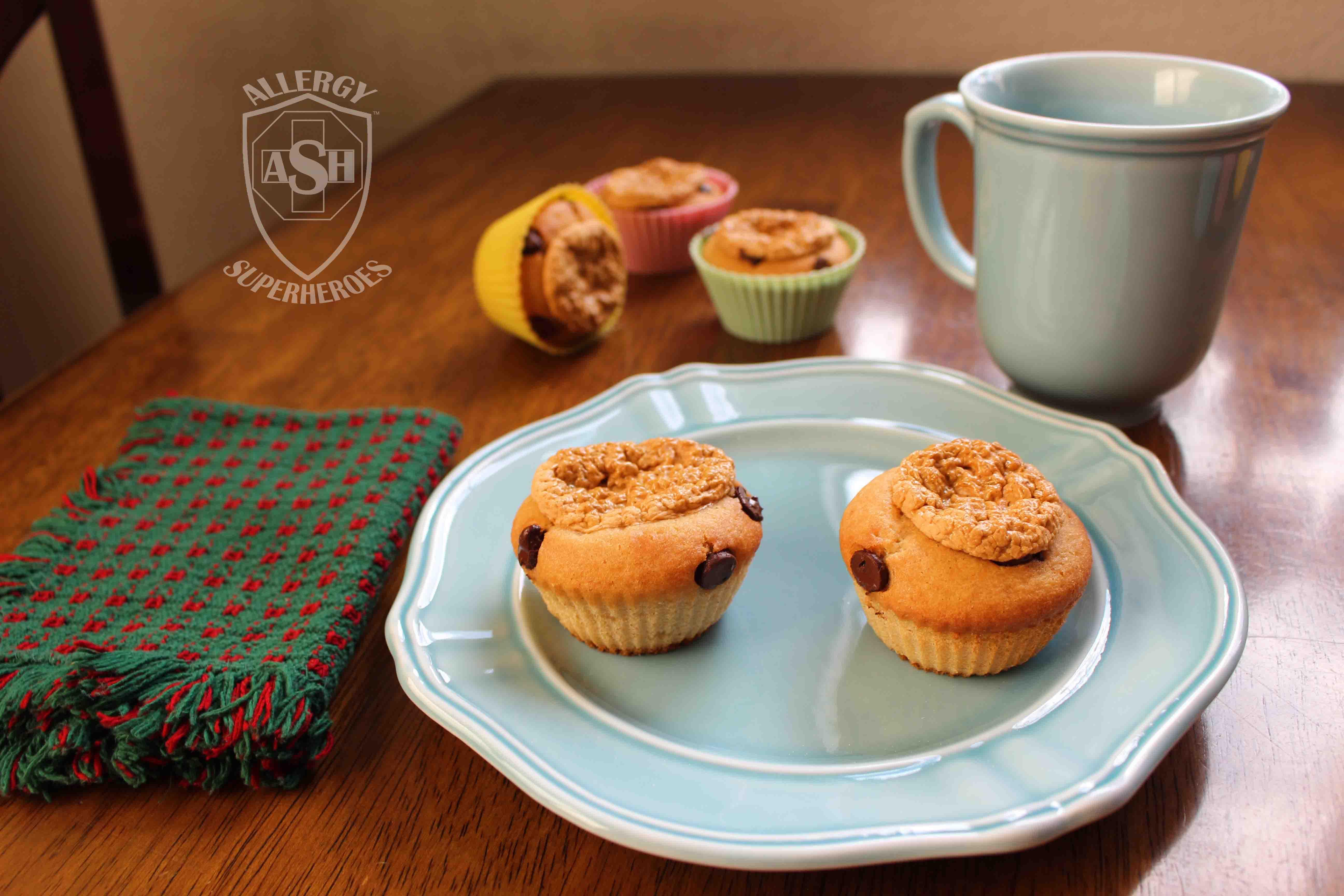 Gluten Free Muffins Food Allergy Superheroes 05
