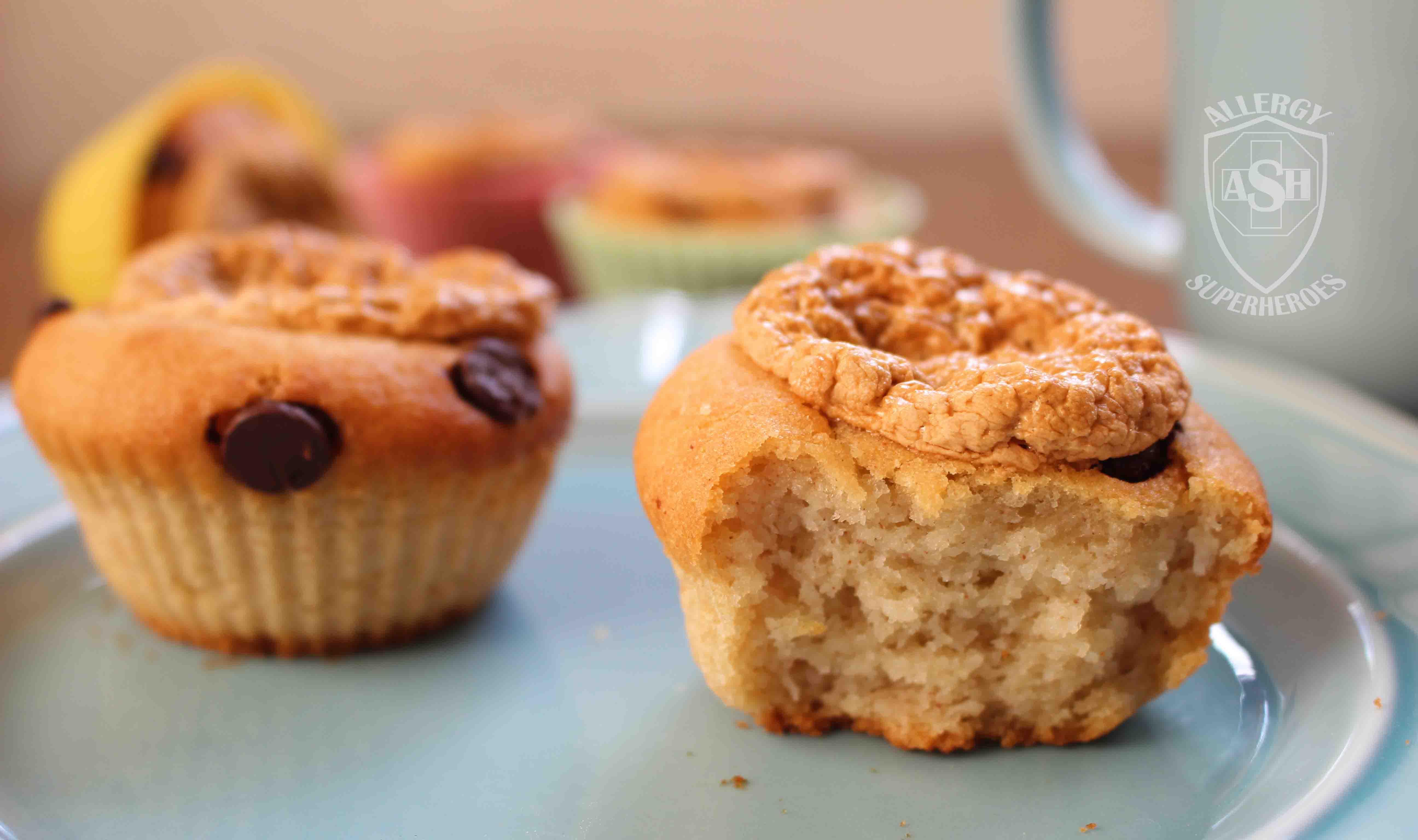 Gluten Free Muffins Food Allergy Superheroes 06