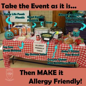 Take It and Make It Allergy Friendly