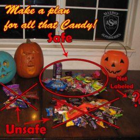 Unsafe Halloween Candy – Make a Plan!