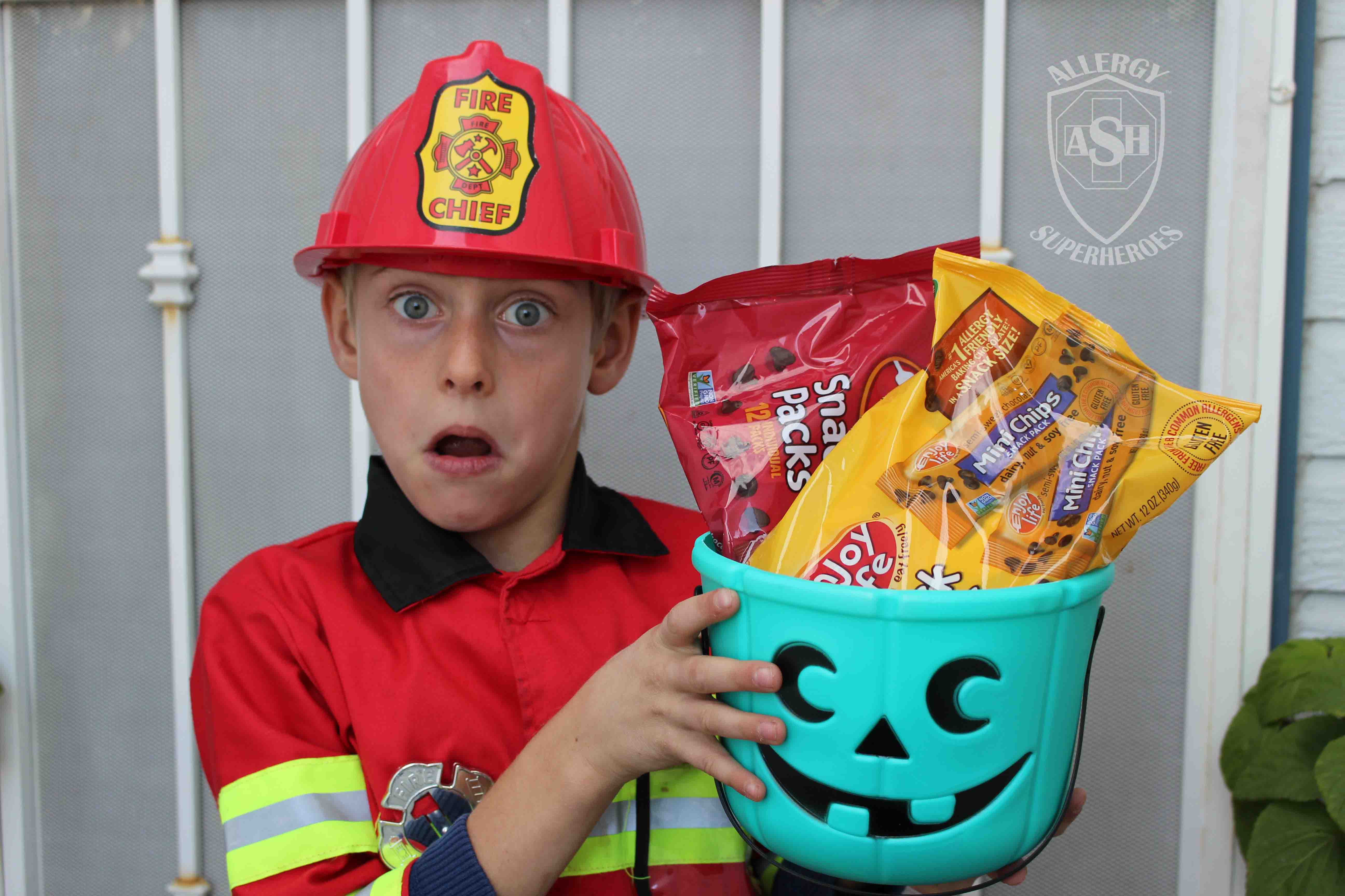 Allergy Superheroes and Enjoy Life Foods Flash Giveaway