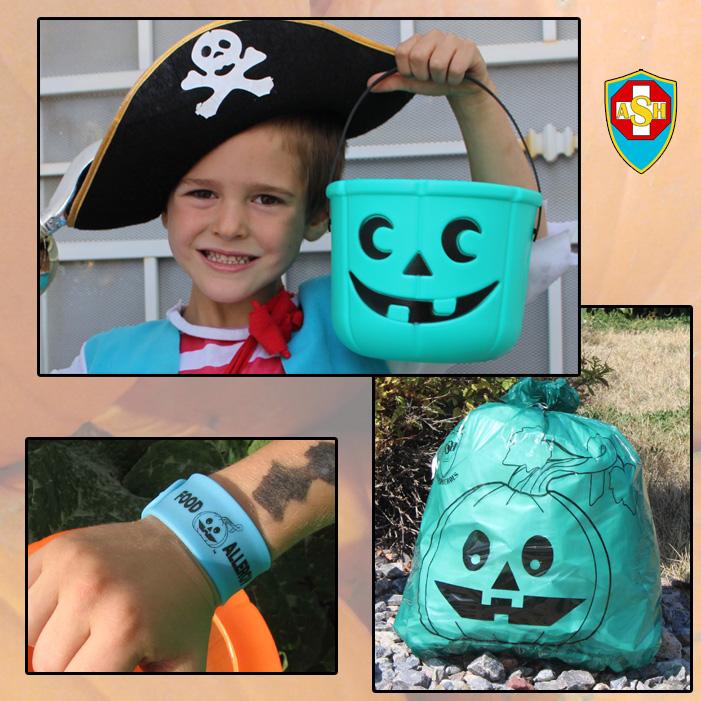 teal-pumpkin-project-ad-food-allergy-superheroes-candy-bucket-leaf-bags-slap-bracelet