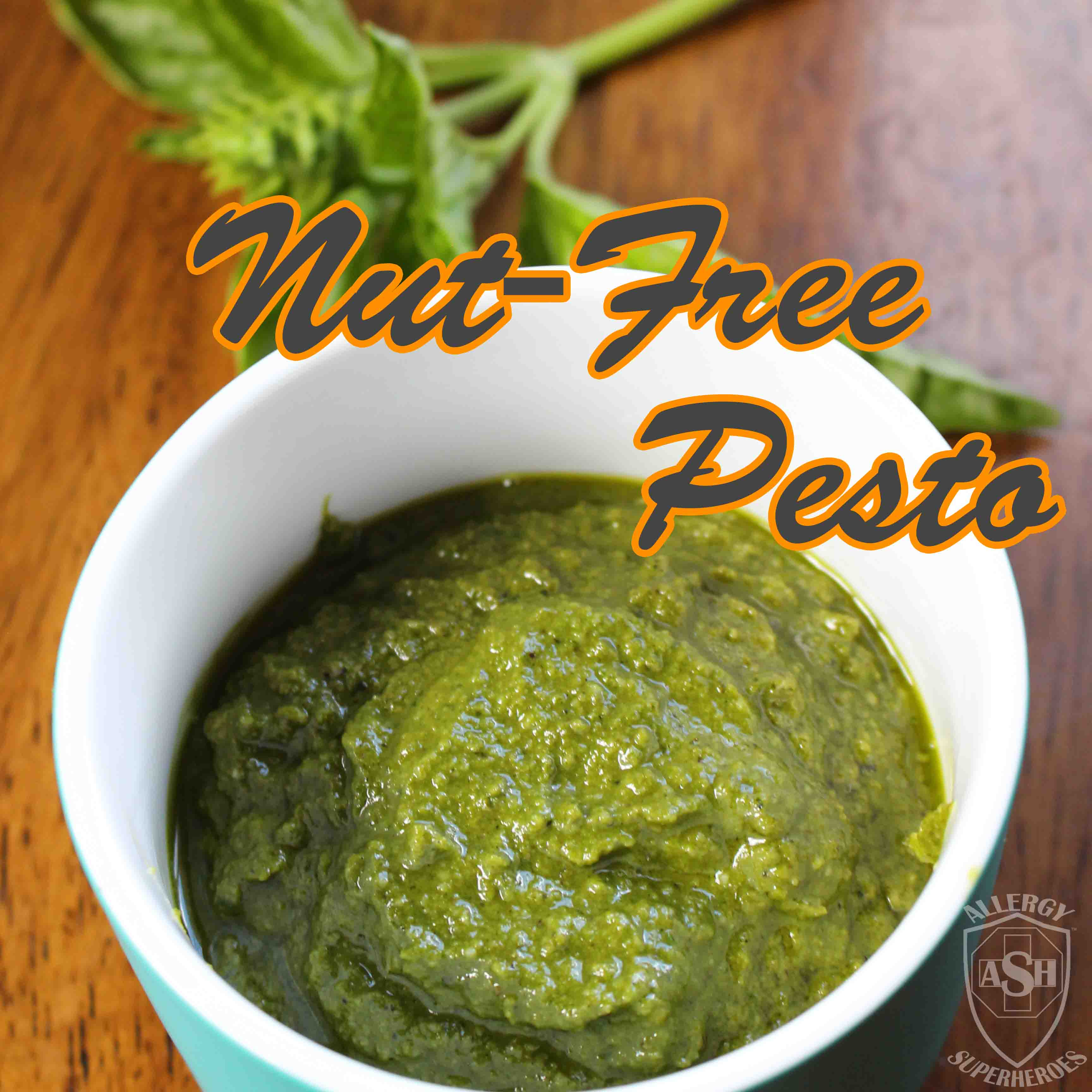 Nut free pesto allergy superheroes blog nut free pesto recipe using hemp seeds from allergy superheroes forumfinder Image collections