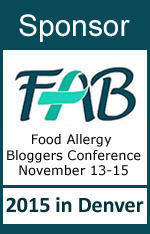 Proudly Sponsoring the Food Allergy Bloggers Conference!