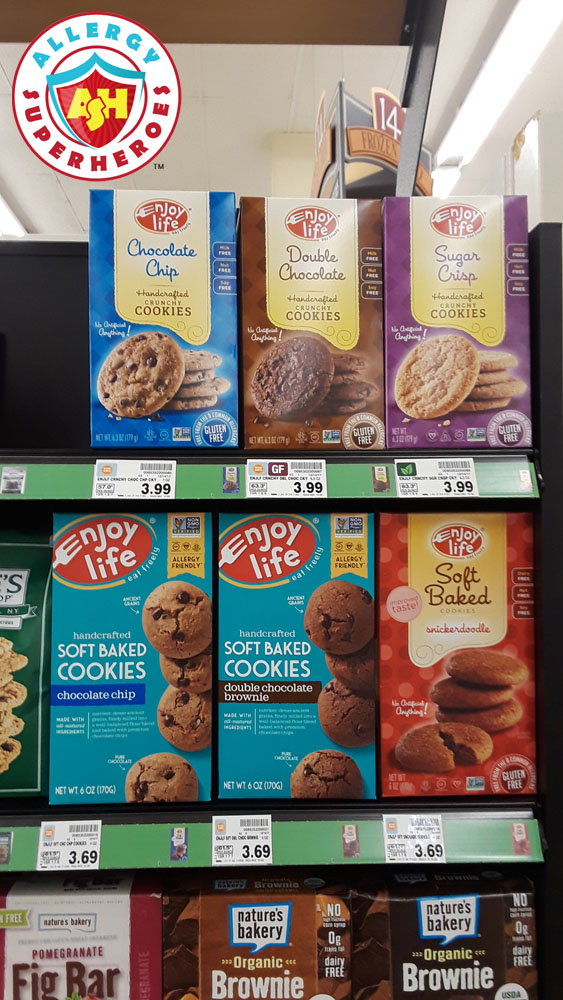 Enjoy Life Foods' New Look of Eating Freely from Allergy Superheroes