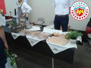 Gluten Free Food Fair by food Allergy Superheroes BFree Foods