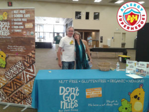 Gluten Free Food Fair by food Allergy Superheroes Dont Go Nuts