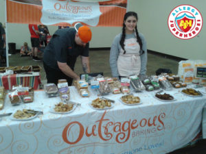 Gluten Free Food Fair by food Allergy Superheroes Outrageous Baking