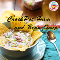 Bowl of soup with tortilla chips and onion garnish from an angle | by Food Allergy Superheroes