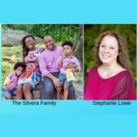 2019 Love Remembers Trailblazer Award Winners Thomas Silvera and Stephanie Lowe