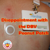 Disappointment with the DBV Peanut Patch | Food Allergy Superheroes