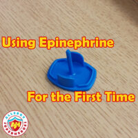 Using Epinephrine for the First Time | Food Allergy Superheroes